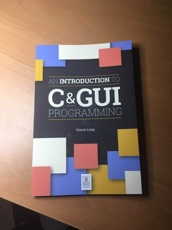 An Introduction to C & GUI Programming – the new book from