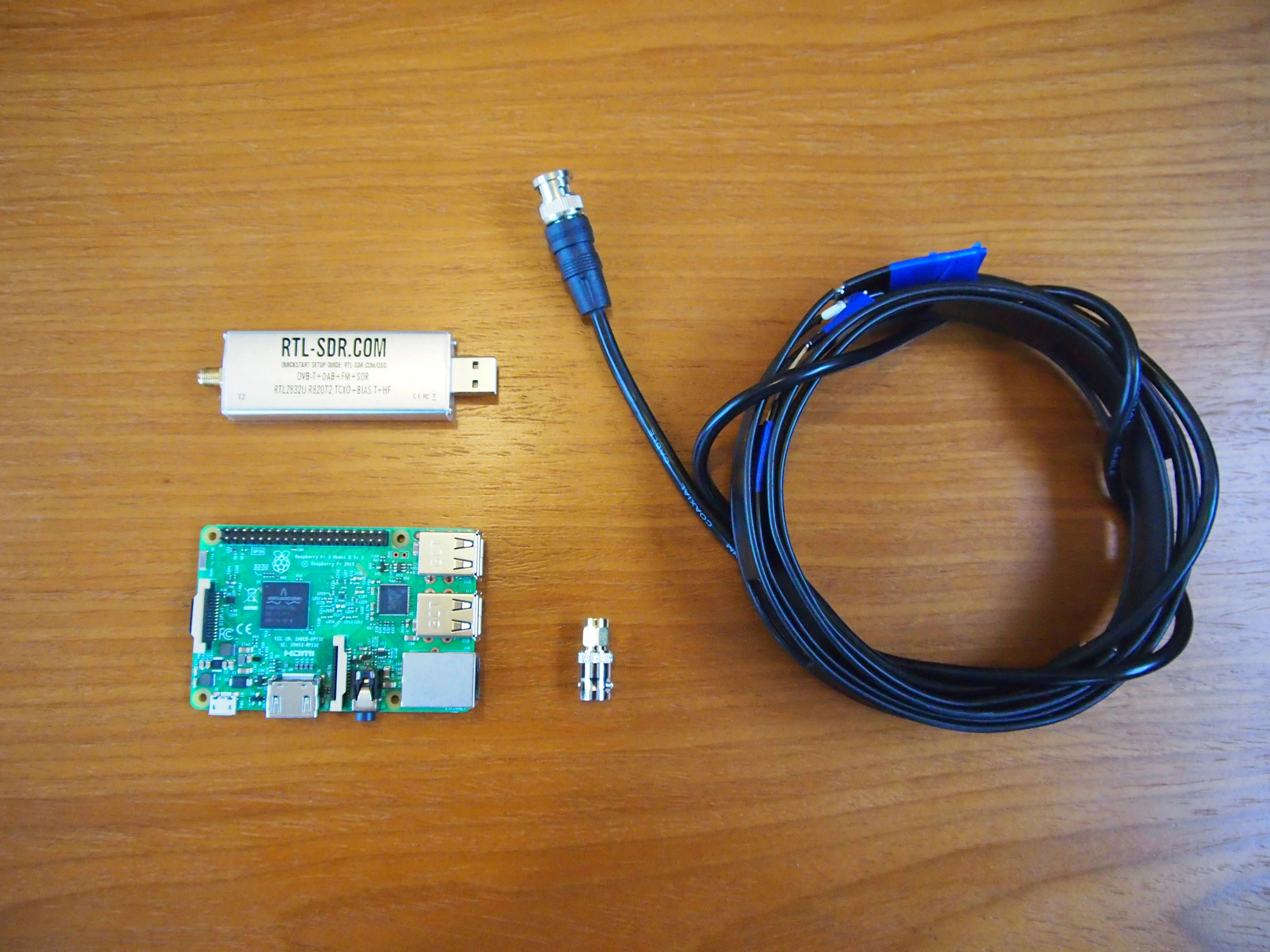 Build a SatNOGS ground station with a Raspberry Pi 3B+