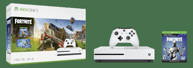 Fortnite Xbox Console Bundle