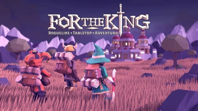 For the King Hero Image