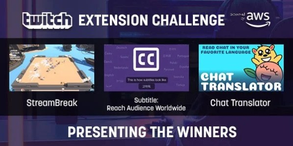 Twitch Extension Challenge: And the winners are… | ブログ