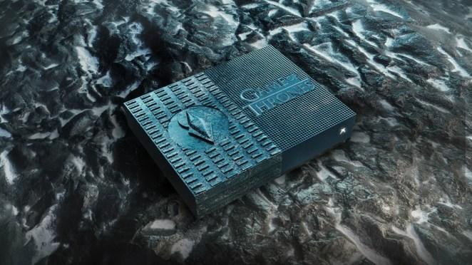 Eine Konsole von Eis und Feuer: Gewinne eine Xbox One S All-Digital im exklusiven Game of Thrones-Design: Nachtkönig-Edition