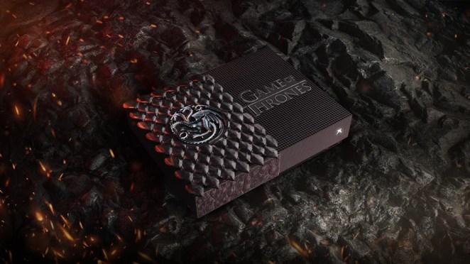Eine Konsole von Eis und Feuer: Gewinne eine Xbox One S All-Digital im exklusiven Game of Thrones-Design: Targaryen-Edition