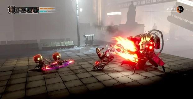 Next Week on Xbox: Neue Spiele vom 14. bis 17. Mai: Steel Rats