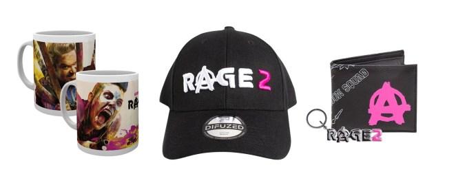 PlayStation Gear - Rage 2