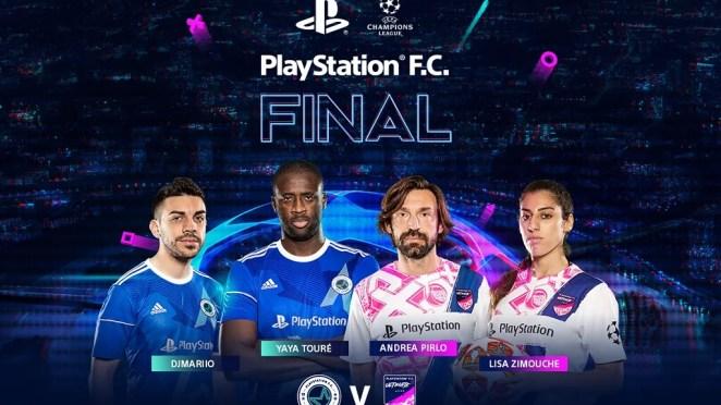 UEFA Champions League PlayStation F.C. Final