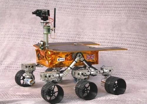 Yuri 3 rover