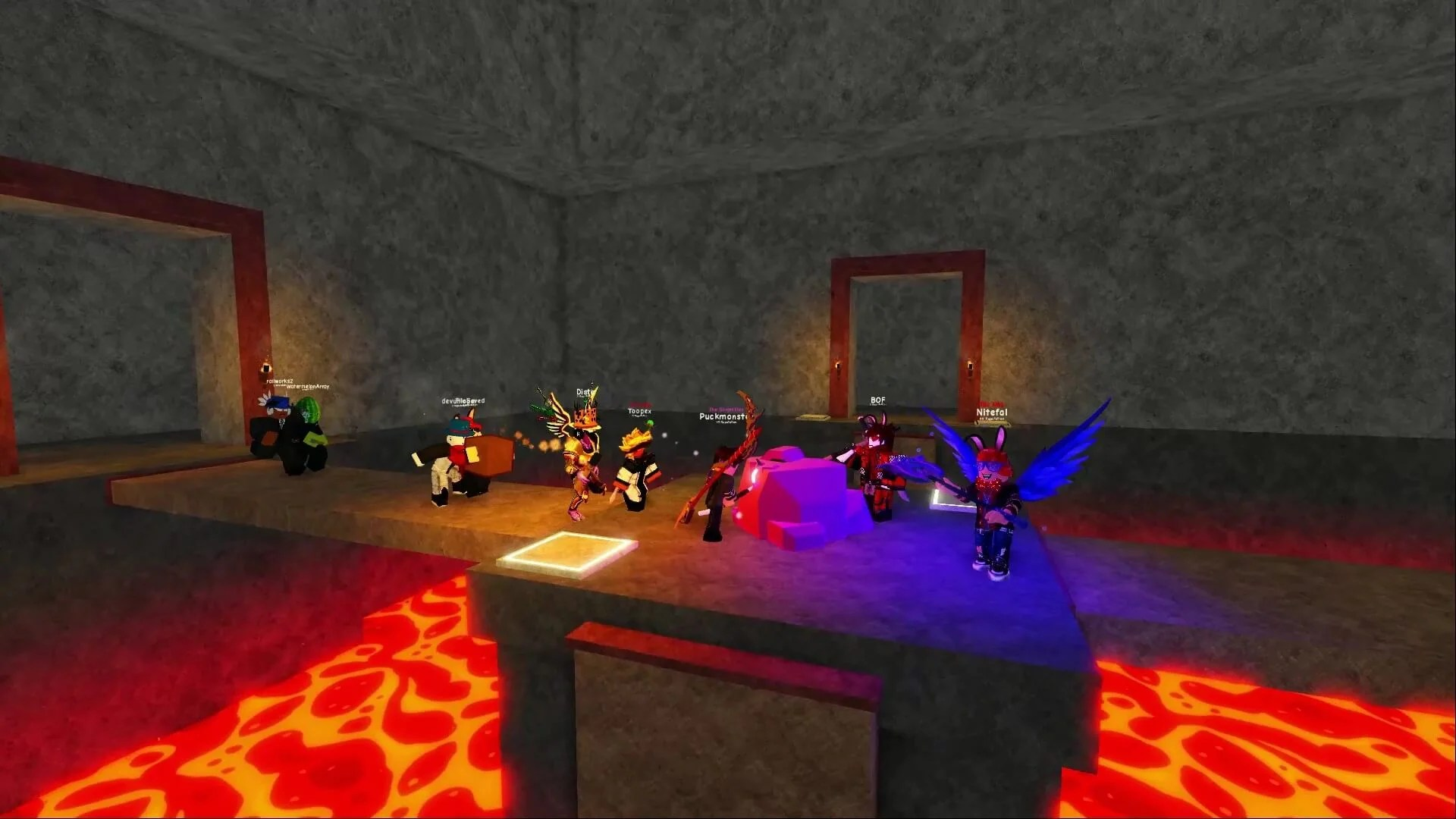 Brave The Depths Of The Labyrinth Now Available On Roblox For