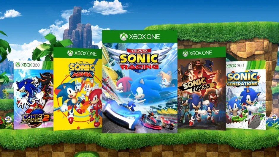 Journey Through Generations Of Sonic The Hedgehog Games With The Anniversary Sale ブログドットテレビ