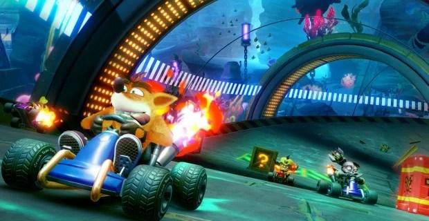 Next Week on Xbox: Neue Spiele vom 18. bis 21. Juni: Crash Team Racing: Nitro-Fueled