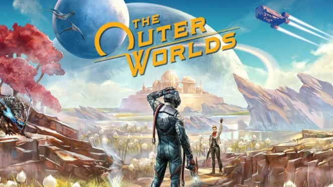 The Outer Worlds Hero Image
