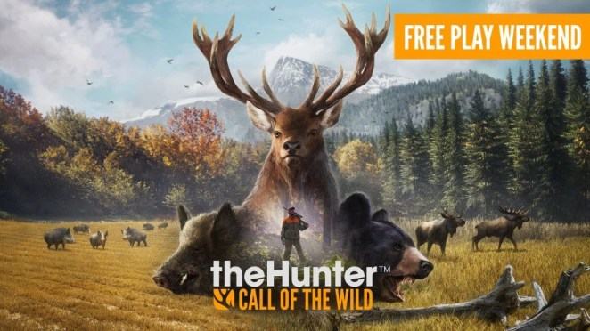 Free Play Days - theHunter Hero Image