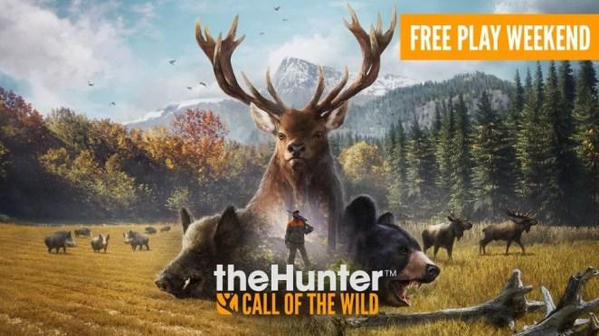Free Play Days - theHunter Hero Image
