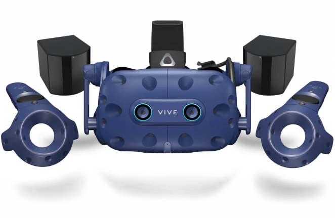 VIVE Pro Eye Precision Eye Tracking