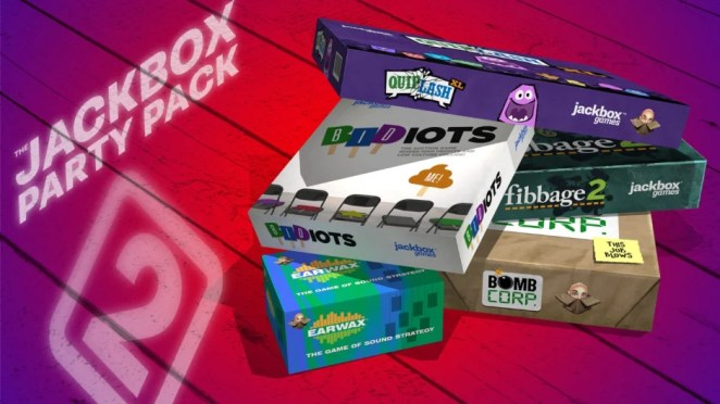 Jackbox Party Pack 2