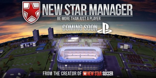 New Star Manager on PS4