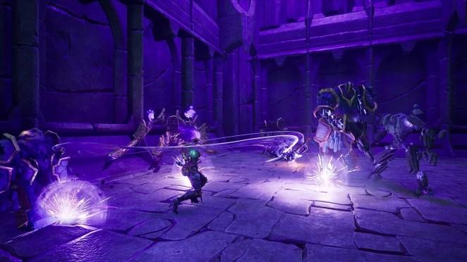 Darksiders III on PS4