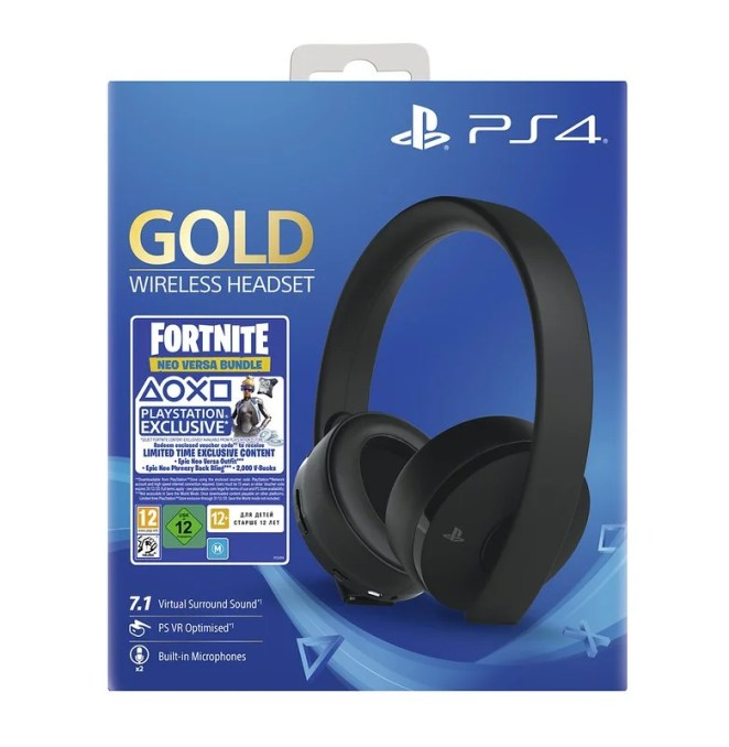 GameTitle on PS4