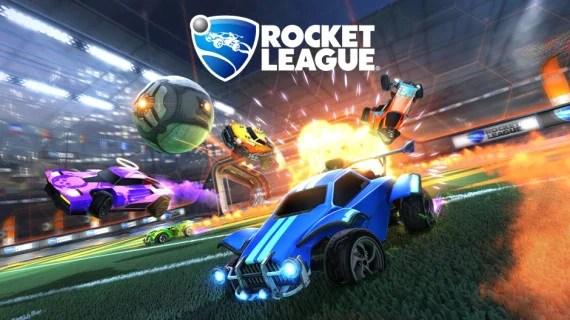 Rocket League Hero Image