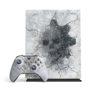 Bigger than Ever: Gears 5 Limited Edition Xbox One X Console