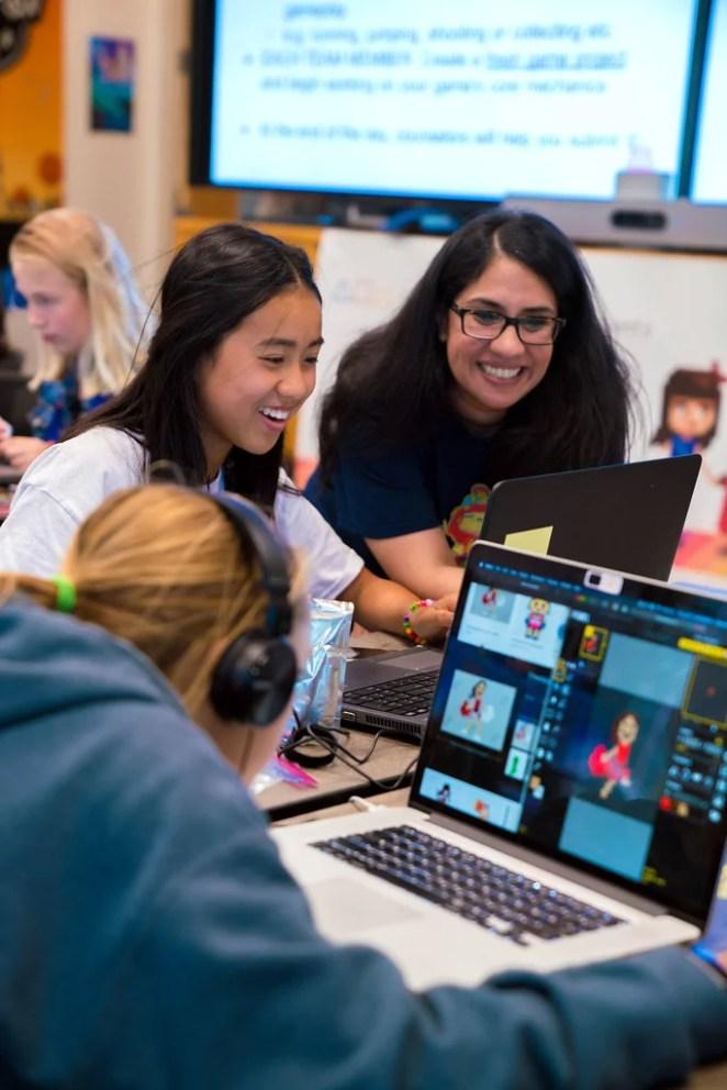 Girls Make Games: Demo Day 2019