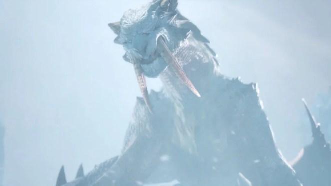 Monster Hunter World: Iceborne – Barioth
