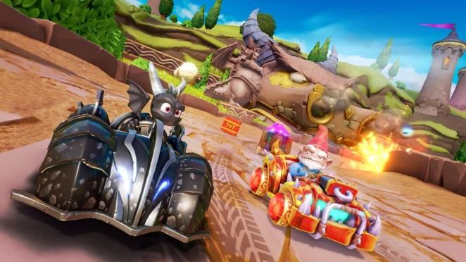 Crash Team Racing Nitro-Fueled on PS4