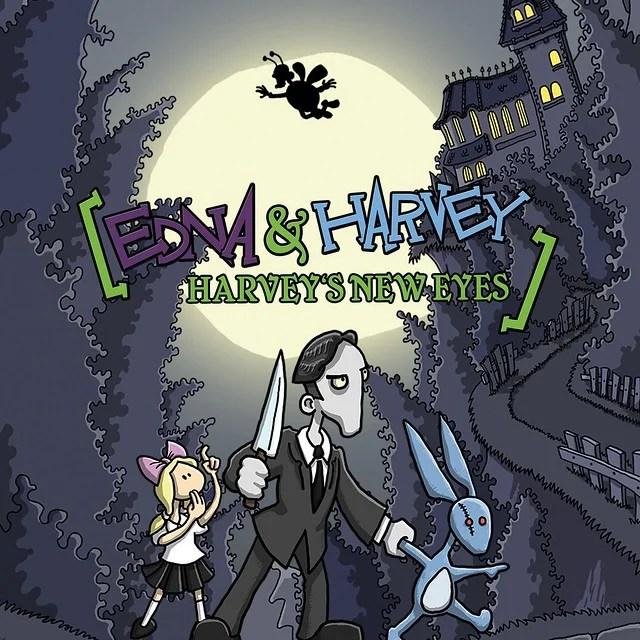 Edna & Harvey: Harvey´s New Eyes