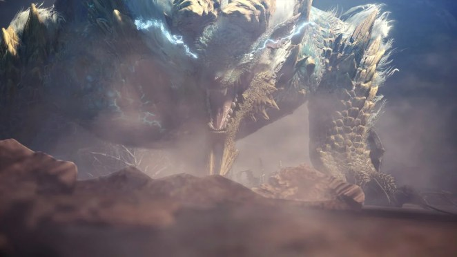 Monster Hunter World: Iceborne - Zinogre