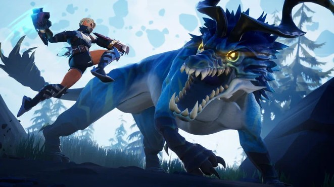 Dauntless on PS4