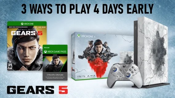 Gears 5: Besitzer des Xbox Game Pass Ultimate und der Ultimate Edition starten durch
