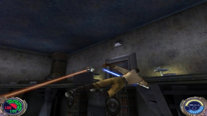 Star Wars Jedi Knight II: Jedi Outcast on PS4