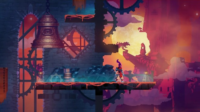 Dead Cells on PS4
