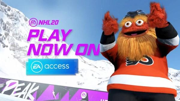 Free Play Days: NHL 20