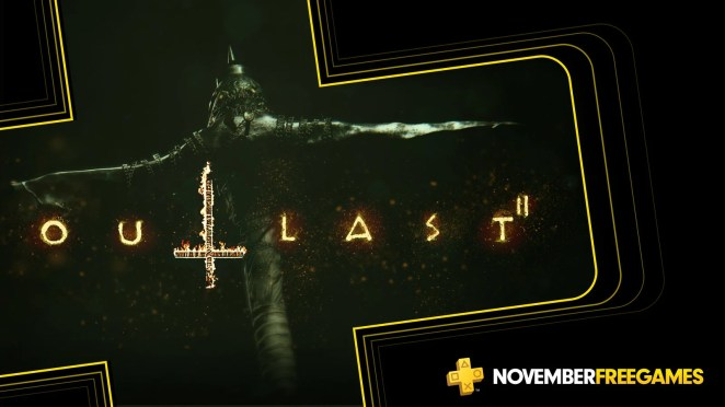 PlayStation Plus November 2019