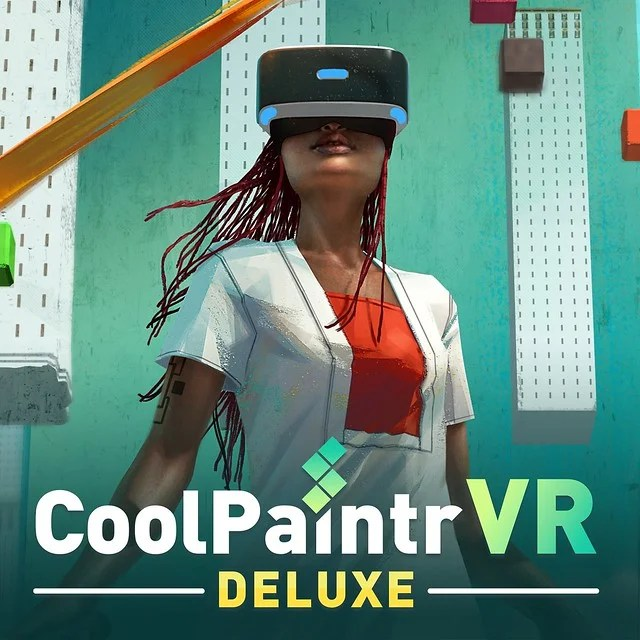 CoolPaintr VR Deluxe Edition