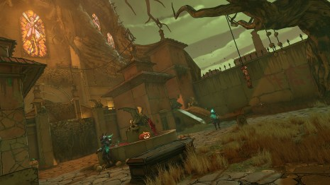 Borderlands 3 - Bloody Harvest on PS4