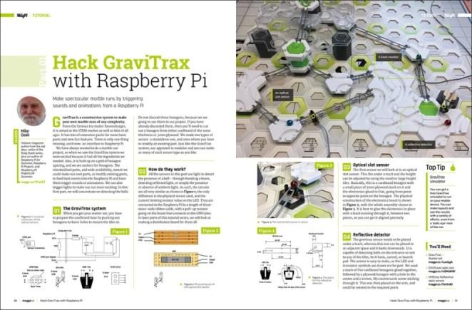 Hack GraviTrax with Raspberry Pi