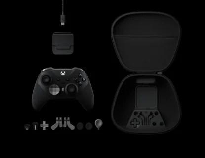 Next Level Gaming mit dem neuen Xbox Elite Wireless Controller Series 2: Lieferumfang