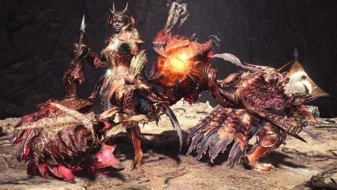 Monster Hunter World - Holiday Festivities