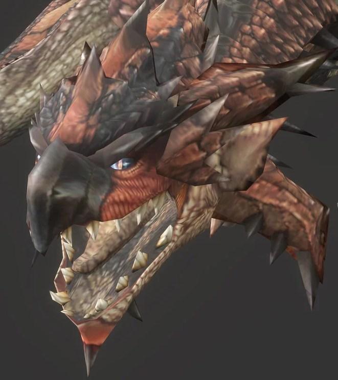 Monster Hunter - Rathalos (PS2)