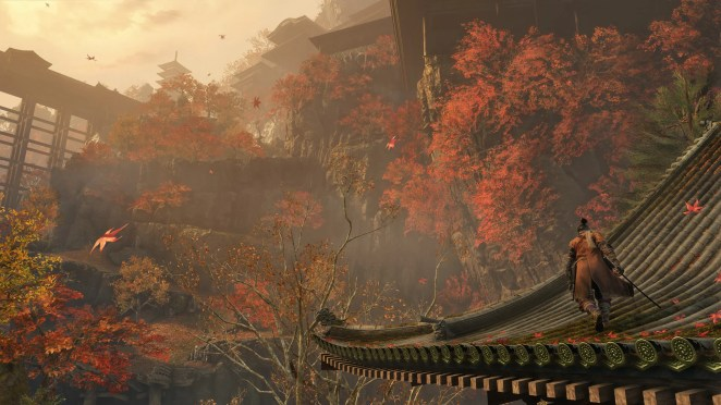 Sekiro: Shadows Die Twice on PS4