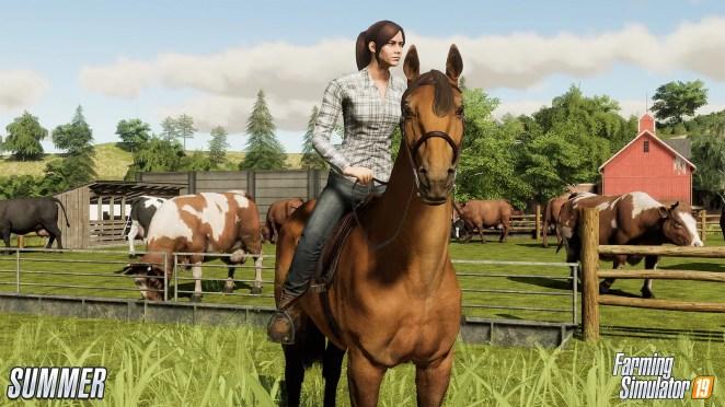Farming Simulator 19 - Seasons
