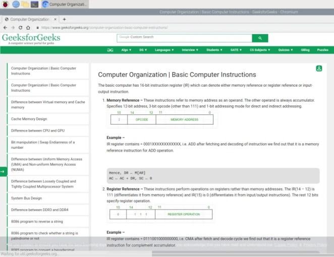 The GeeksforGeeks website is well worth bookmarking
