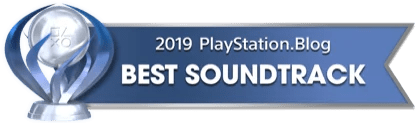 PS Blog Game of the Year 2019 - Best Soundtrack - 1 - Platinum