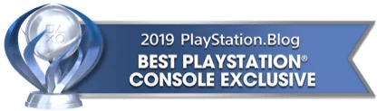PS Blog Game of the Year 2019 - Best Console Exclusive - 1 - Platinum