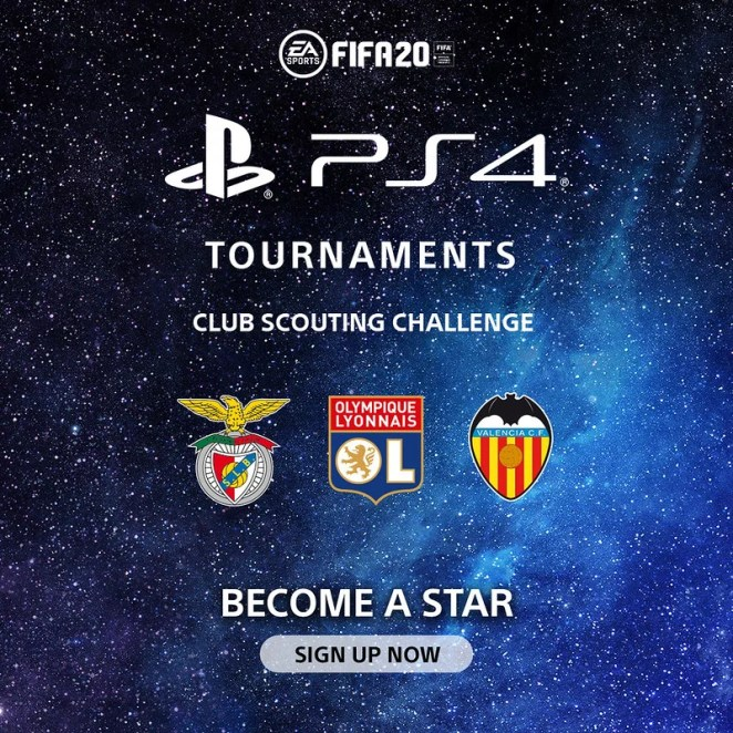 PS4 Tournaments on PS4