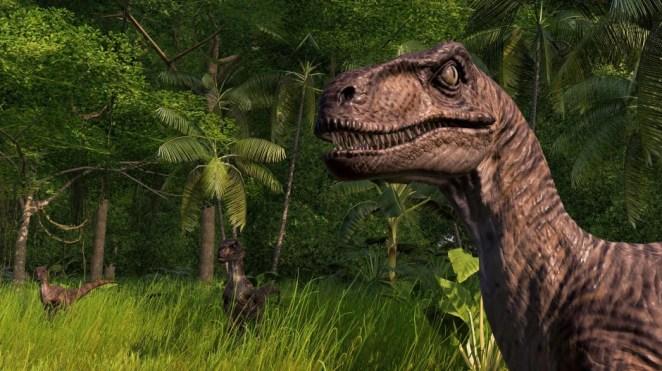 Jurassic World Evolution: Return to Jurassic Park