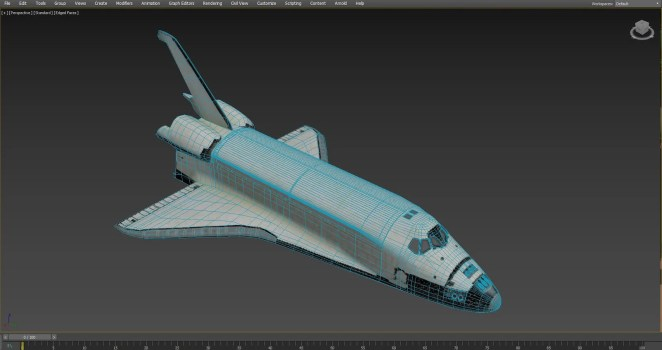 Shuttle Commander: Hubble Space Telescope Missions