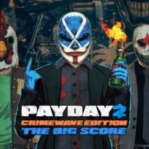 PAYDAY 2 - CRIMEWAVE EDITION - DAS RIESEN-FISCHZUG Game-Bundle